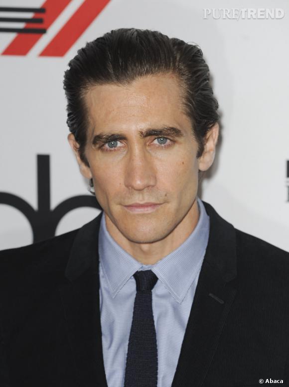 Jake Gyllenhaal, très amaigri aux Hollywood Film Awards.