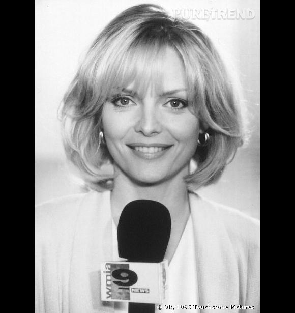 """Michelle Pfeiffer et son carré blond dans """"Personnel et confidentiel""""."""