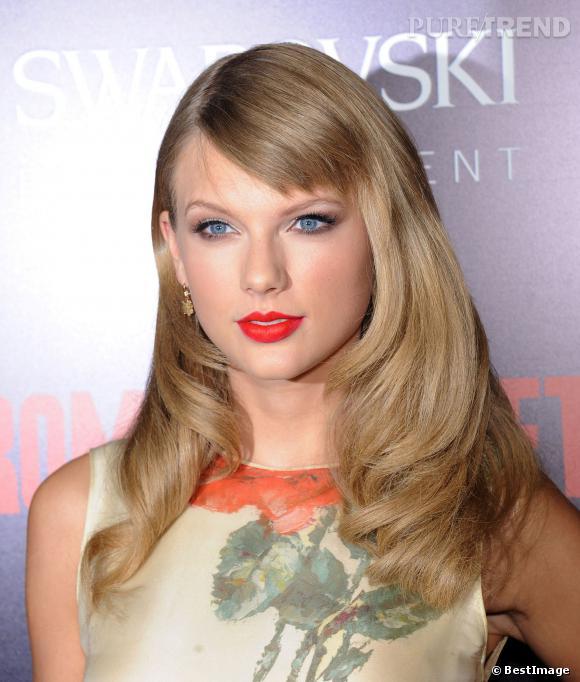 Fabuleux Katy Perry a piqué une mèche de cheveux de Taylor Swift - Puretrend #WL_57
