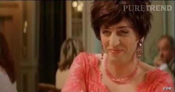 Dans Chouchou, Gad Elmaleh était une femme coquette qui aimait changer de look tous les jours. L'acteur a un charme certain en femme !