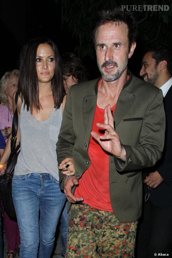 David Arquette et sa compagne, Christina McLarty, attendent leur premier enfant après deux ans de relation.