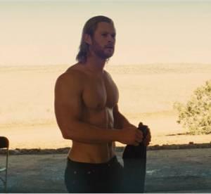 Chris Hemsworth : bye bye les abdos de Thor, l'acteur est au régime sec