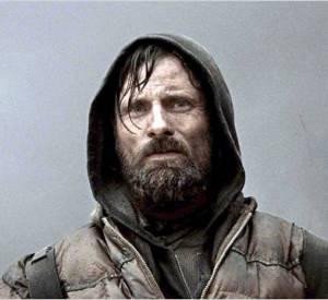 "Viggo Mortensen dans ""La Route""."