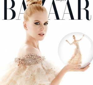 Nicole Kidman en couv' du Harper's Bazaar : comme un air de déjà vu...