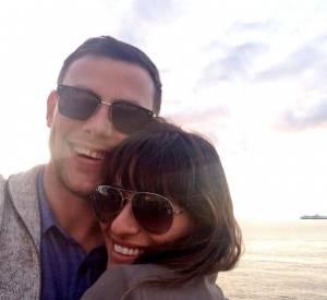 Sur Instagram, Lea Michele avait posté une photo d'elle avec Cory, dans un moment heureux.