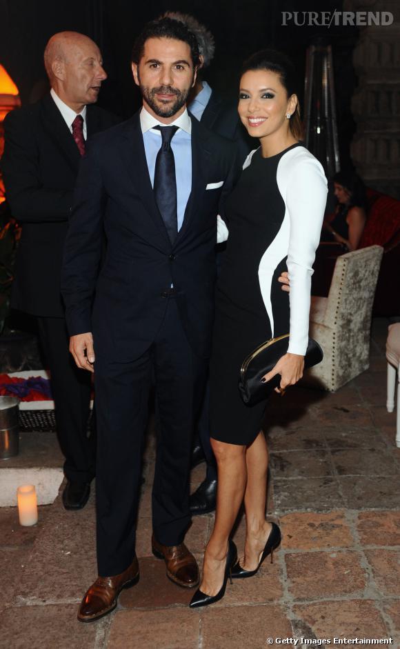 "Eva Longoria nous présente son nouvel amour,Jose ""Pepe"" Antonio Baston."