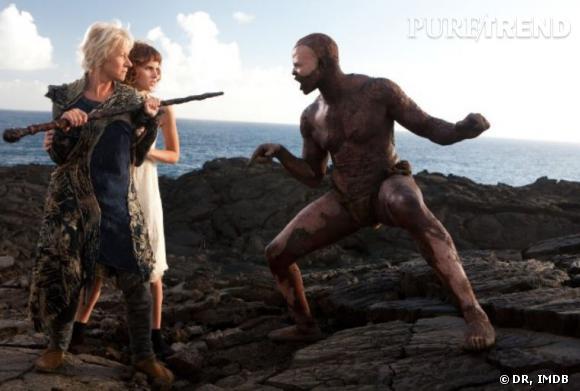 Dans La Tempête, sorti en 2010, Helen Mirren est un warrior, encore une fois ! Il s'agit d'un film fantastique, adaptation de la pièce éponyme de Shakespeare.