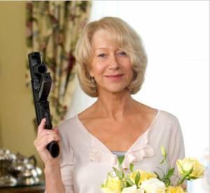 Helen Mirren : 10 rôles culottés pour une mamie qu'il ne faut pas énerver