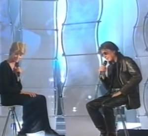 """Françoise Hardy et Jacques Dutronc - """"Puisque vous partez en voyage""""."""