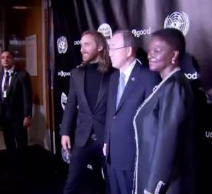 David Guetta s'exprime sur son engagement humanitaire.