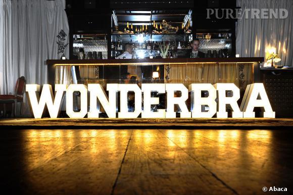 Wonderbra fête son anniversaire au Très Honoré.
