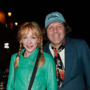 En couple avec le musicien Philippe Katerine, Julie Depardieu est désormais une femme heureuse et épanouie, maman de deux petits garçons.