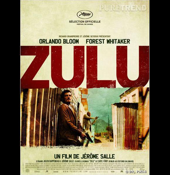 """""""Zulu"""", le film de Jérôme Salle, fut le film de clôture du Festival de Cannes 2013."""