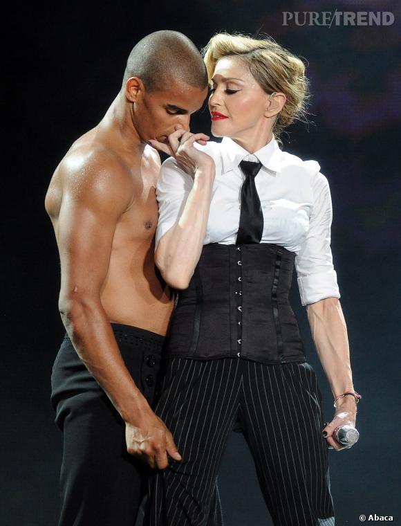 Madonna et Brahim Zaibat se sont enfin retrouvés après 9 semaines d'amour à distance... Mais voilà, le couple se serait lassé.