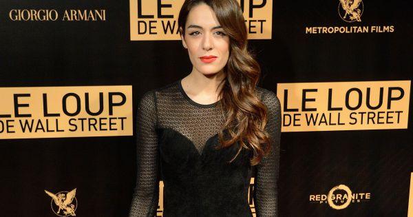 Sofia essaidi l 39 avant premi re mondiale du film le loup de wall street - Le loup de wall street film ...