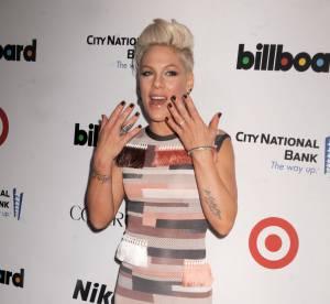 Pink : femme de l'année pour le Billboard (et sans montrer sa culotte)