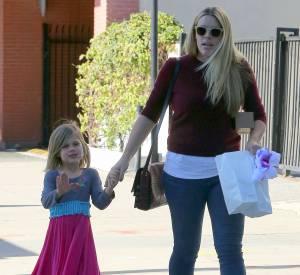 Busy Philipps et sa fille Birdie pour une sortie mère et fille.