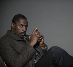 Idris Elba, alias John Luther dans la série éponyme de la BBC.