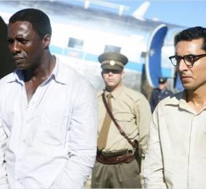 """Idris Elba interprète Nelson Mandela dans le biopic """"Un long chemin vers la liberté."""
