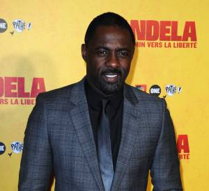 Idris Elba, encore trop rare au cinéma.