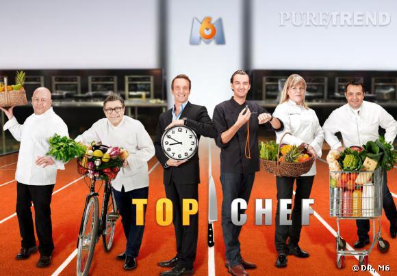 """""""Top Chef"""" revient sur M6 dès janvier pour une saison 5 explosive !"""