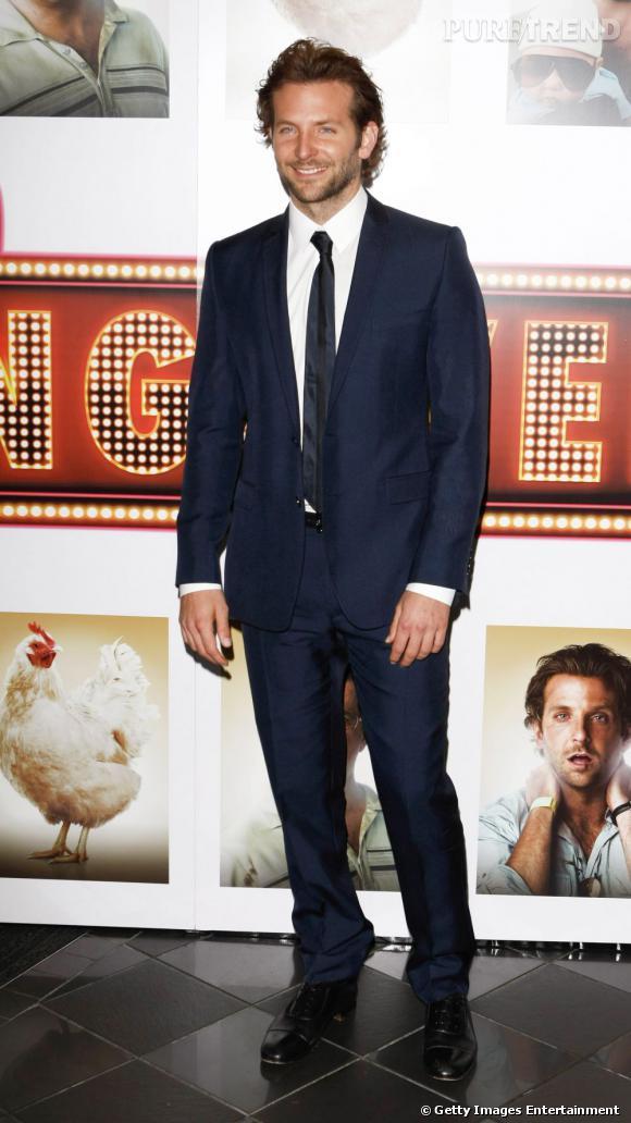 Bradley Cooper ne boit plus d'alcool depuis presque 10 ans maintenant.