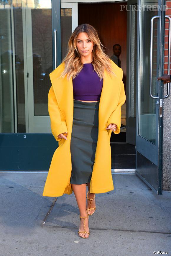 Kim Kardashian affirme ne jamais boire d'alcool, contrairement à ses soeurs.