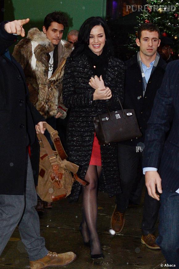 Katy Perry, une fille avec de gros besoins.