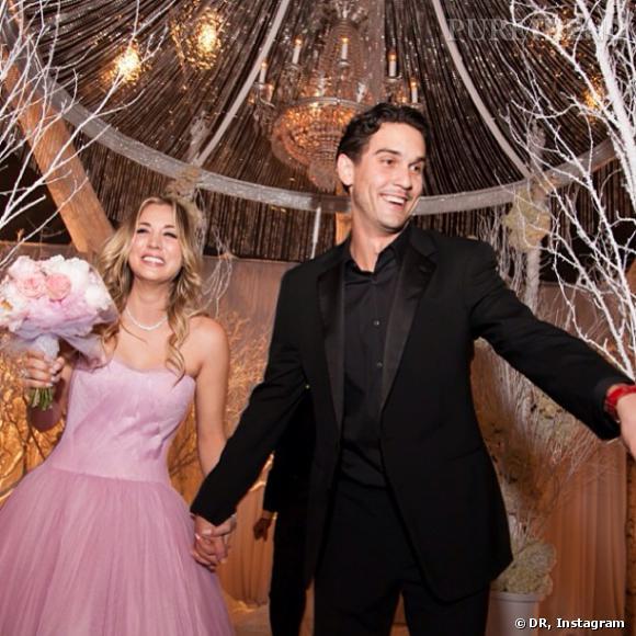 Kaley Cuoco nous a tous pris par surprise en épousant Ryan Sweeting le jour du Nouvel An !