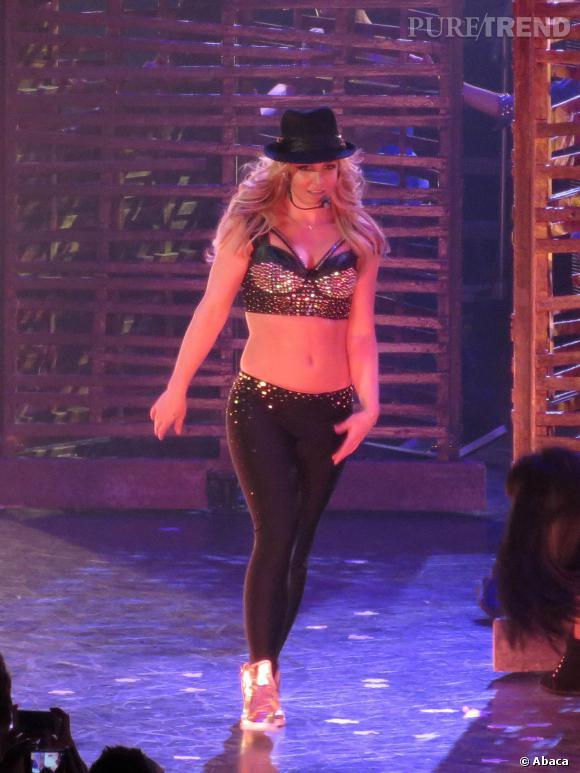 Où sont passés les abdos de Britney ?