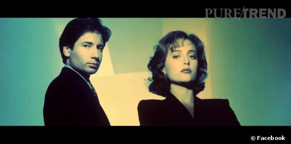 """""""The X-Files"""", la série qui aura donné des frissons à plus d'un."""