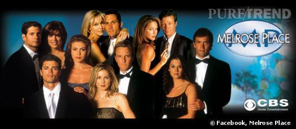 """""""Melrose Place"""", la franchise de """"Beverly Hills""""."""