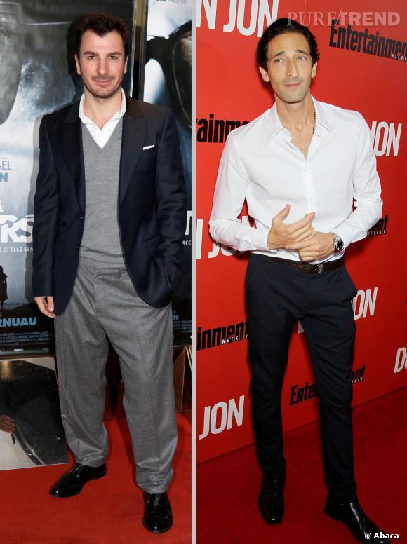 Michaël Youn et Adrien Brody sont sortis avec...