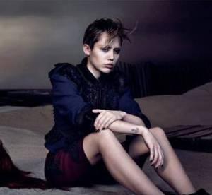 Miley Cyrus devient mannequin pour Marc Jacobs