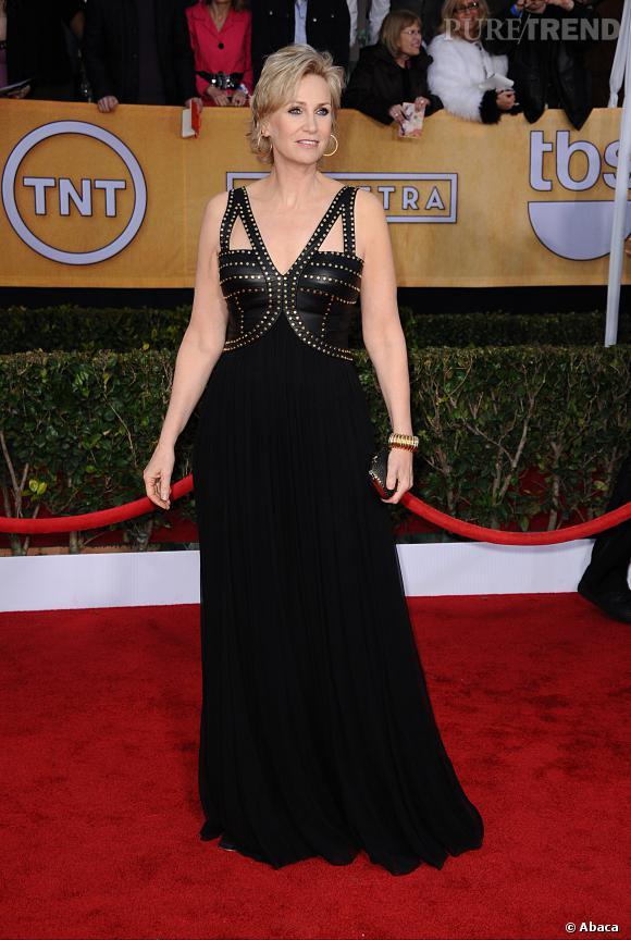 Jane Lynch est officiellement divorcée de sa femme Lara Embry.