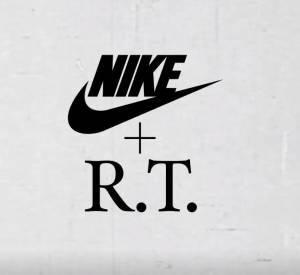NIKE RT, le logo de cette capsule inédite.