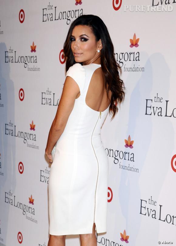 """Eva Longoria a commencé sa carrière en jouant dans un épisode de """"Beverly Hills""""."""