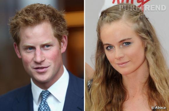 Des proches du Prince Harry annonceraient la fin de son histoire avec Cressida Bonas.