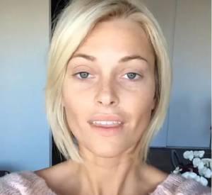 Caroline Receveur se dévoile au naturel pour remercier ses fans après avoir atteint les 300 000 followers sur Twitter.