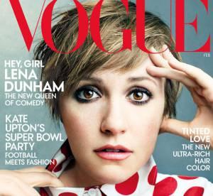 Lena Dunham, photoshopée pour Vogue : a-t-elle vendu son âme au diable ?