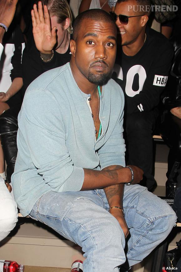 "Kanye West se ""francise"" selon lui."