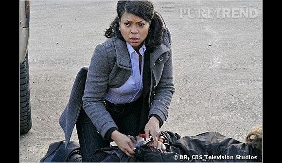 L'inspecteur Carter, une femme de tête.