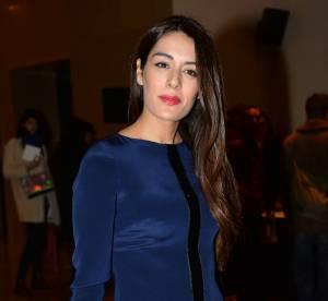 Sofia Essaïdi, micro robe pour corps de rêve au défilé Stéphane Rolland