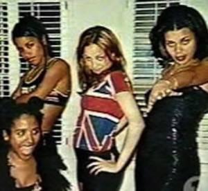 Nicole Richie et Aaliyah ado : apprenties Spice Girls et wannabe stars