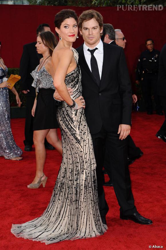 Jennifer Carpenter et Michael C Hall se sont mariés en 2009. Après que le divorce ait été officialisé fin 2011, les deux acteurs sont restés amis.