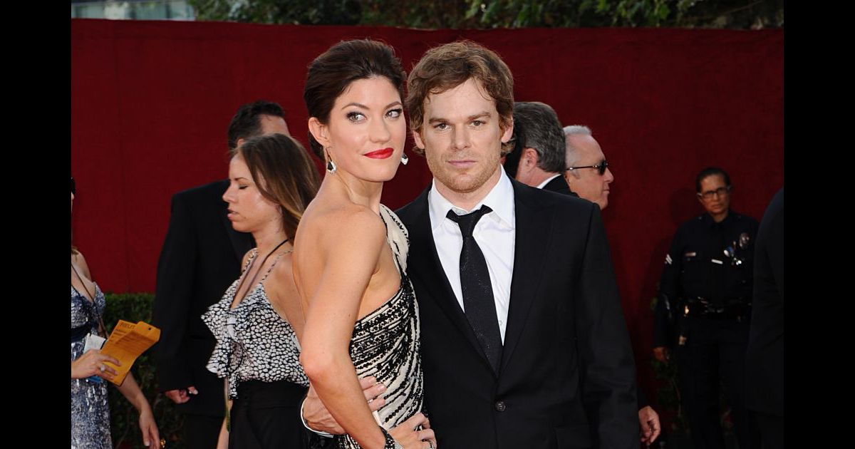 jennifer carpenter et michael c hall se sont mari s en 2009 apr s que le divorce ait t. Black Bedroom Furniture Sets. Home Design Ideas