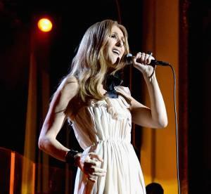 Céline Dion, glamour et élégance aux Luminary Awards 2014