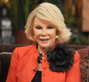 Joan Rivers, 80 ans : reine de la chirurgie et pire langue de vipère d'Hollywood