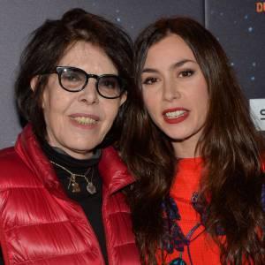 """Olivia Ruiz et Dani, deux stars en rouge pour """"Jack et la mécanique du coeur""""."""