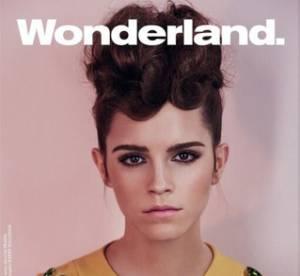Emma Watson : rédactrice en chef d'un mois pour Wonderland